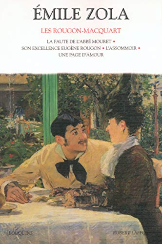 9782221098288: Les Rougon-Macquart, Tome 2 : La faute de l'abbé Mouret ; Son excellence Eugène Rougon ; L'assommoir ; Une page d'amour: 02