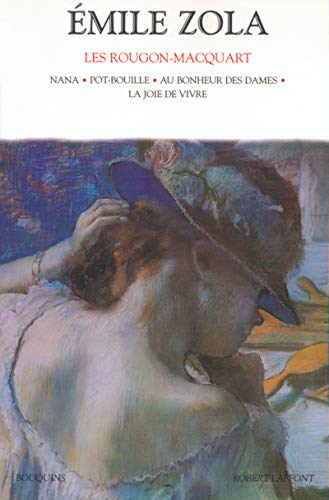 Les Rougon-Macquart Tome 3 : Nana. (French Edition)