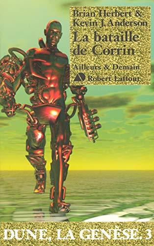 9782221098530: La bataille de Corrin - Dune, la genèse - T3 (03)