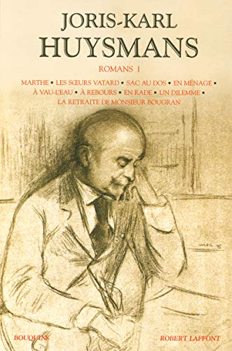 joris-karl huysmans romans t.1: Joris-Karl Huysmans