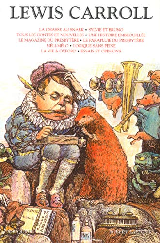 Oeuvres complètes. (French Edition): Francis Lacassin, Lewis Carroll