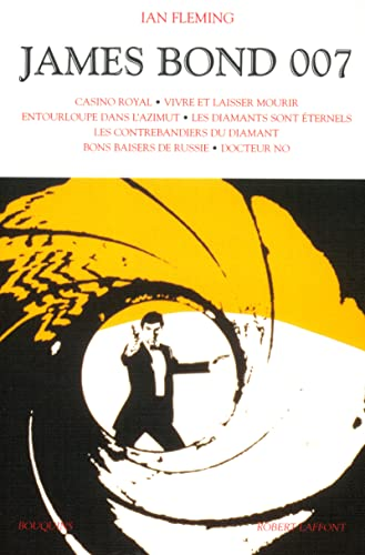 James Bond 007, Tome 1 (French Edition): Ian Fleming