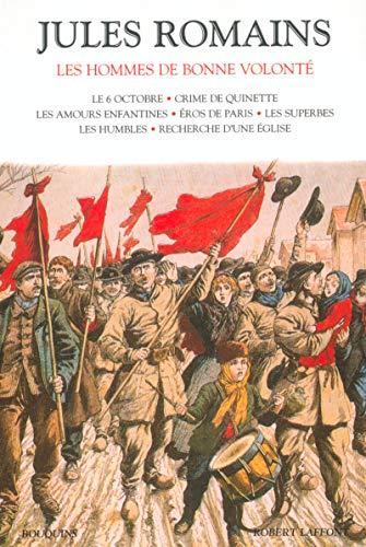 9782221101360: Les hommes de bonne volonté, Tome 1 (French Edition)
