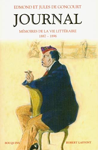 9782221102176: Journal, Tome 3, 1887-1896 : Mémoires de la vie littéraire