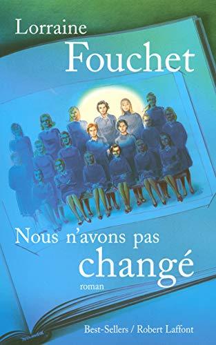 9782221103296: Nous n'avons pas changé