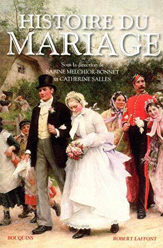 Histoire du mariage: Sabine Melchior-Bonnet, Catherine Salles