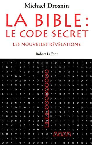 9782221104293: La Bible : le code secret (French Edition)