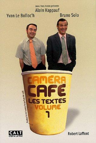 9782221104781: Caméra Café : Tome 1, Les textes