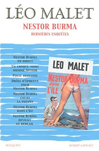 9782221106358: Léo malet - nestor burma - dernières enquêtes - tome 4 - ne (Bouquins)
