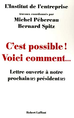 9782221108239: C'est possible ! Voici comment... (French Edition)