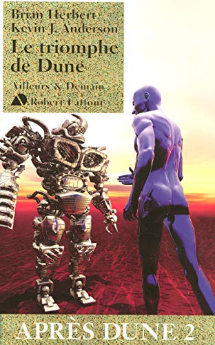 Après Dune, Tome 2 (French Edition) (222110840X) by Brian Herbert