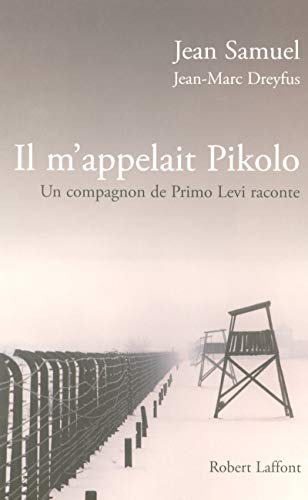 9782221109090: Il m'appelait Pikolo (French Edition)