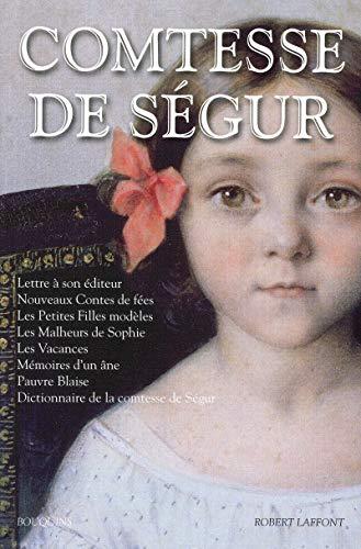 9782221112908: COMTESSE DE SEGUR T1 OEUVRES