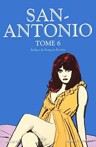 9782221116128: San-Antonio - Tome 6 (06)