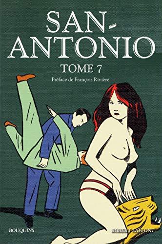 San-Antonio - tome 7 (07) (French Edition) - Dard, Frédéric