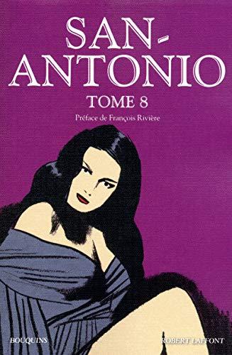 9782221116142: San-Antonio - Tome 8 (08)