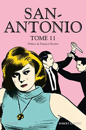 9782221116173: San Antonio, Tome 11