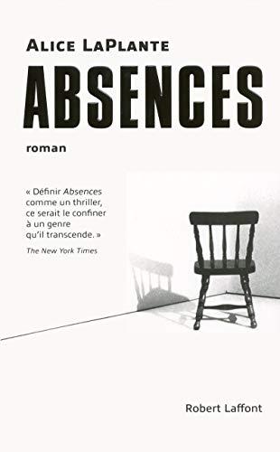 Absences: Alice LaPlante