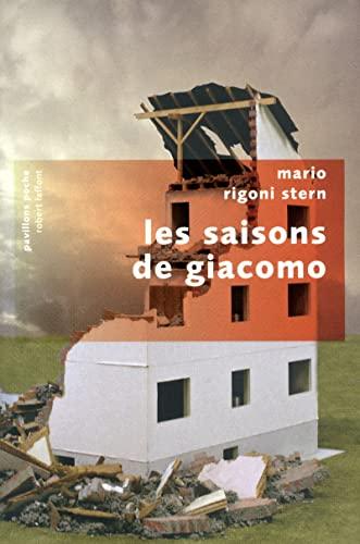9782221123980: Les saisons de giacomo (French Edition)