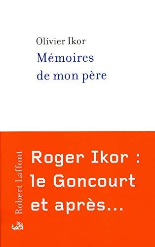 9782221125892: Mémoires de mon père