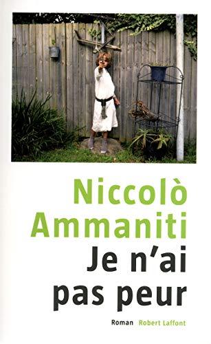 Je n'ai pas peur: Ammaniti, Niccolo