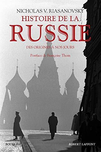 Histoire de la Russie - NE: Nicholas V. Riasanovsky
