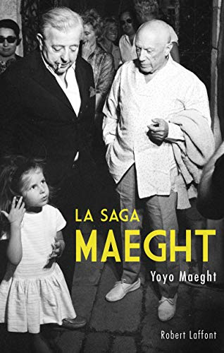 9782221136164: La saga Maeght
