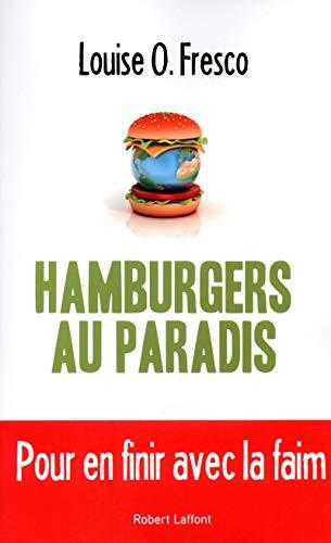 9782221140895: hamburger au paradis