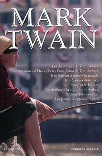 MARK TWAIN x: Twain, Mark