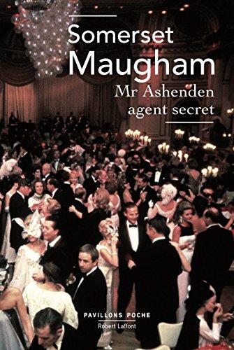 9782221214909: Mr Ashenden agent secret