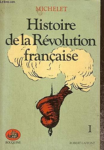 Histoire de la Révolution française : Coffret: Michelet, Claude