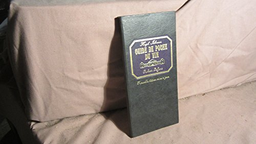 Guide de Poche du Vin: Hugh Johnson Robert