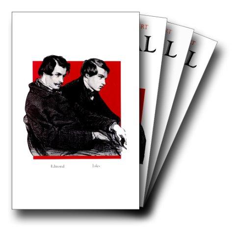 9782221900314: Journal des Goncourt (coffret de 3 volumes)
