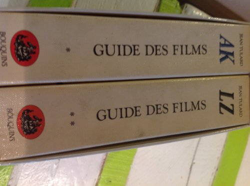 9782221900543: COFFRET 2VOL GUIDE DES FILMS