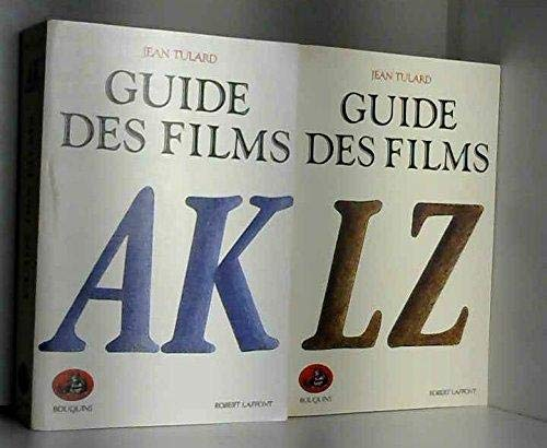 9782221900543: Guide des films (Bouquins) (French Edition)