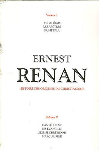 9782221901021: Histoire des origines du christianisme : Coffret en 2 volumes (Bouquins)