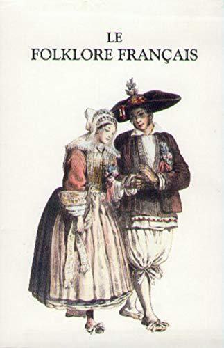 Le folklore français (coffret de 4 volumes): Van Gennep, Arnold