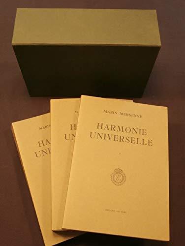 9782222008354: Harmonie universelle
