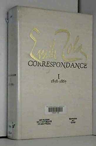 9782222023470: Correspondance I: 1858-1867