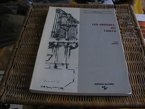 LES ORIGINES DU TIENTO: JAMBOU, L.