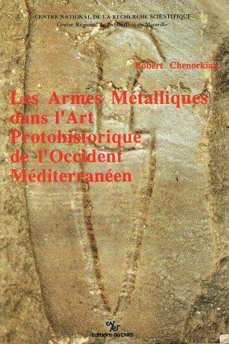 9782222041436: Armes metalliques dans l'art protohistorique