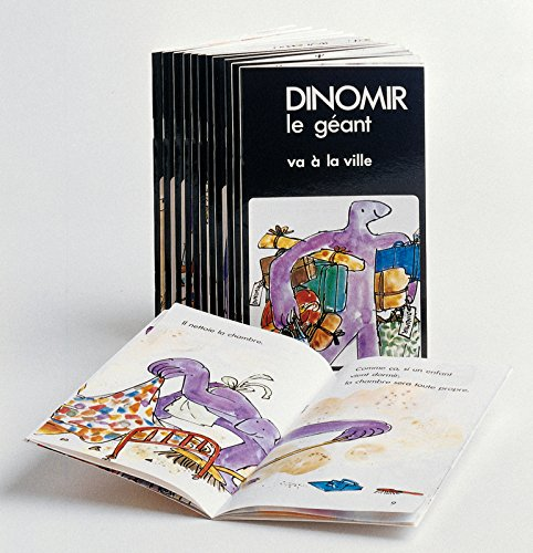 Dinomir le géant (French Edition): Ellen Blance