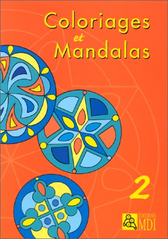 9782223008551: Coloriages et mandalas, cycle 2