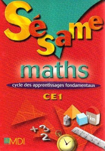 9782223108039: Sesame Maths CE1