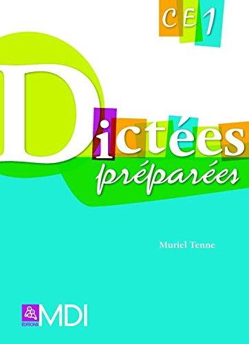 9782223108923: Dictées préparées CE1 (French Edition)