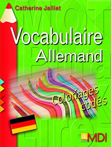 9782223110681: Vocabulaire allemand (French Edition)