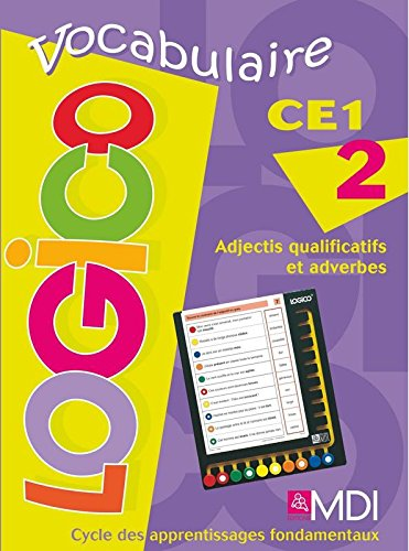 Vocabulaire CE1 (French Edition)