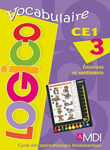 Vocabulaire CE1 (French Edition): Jacqueline Rioult