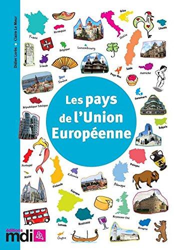 9782223112586: Les pays de l'Union européenne ; Les territoires français dans le monde