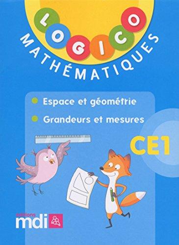 Logico Maths CE1 : Géometrie: Collectif